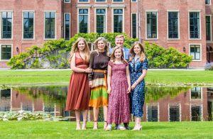 Famille royale des Pays-Bas : Images fabuleuses à Huis ten Bosch, nouveau