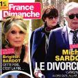 France Dimanche, juillet 2019.