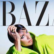 Céline Dion, coupe garçonne et fluo : méconnaissable en couv' du Harper's Bazaar