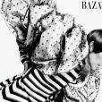 Céline Dion pour le Harper's Bazaar- édition limitée du magazine américain- Numéro de septembre.