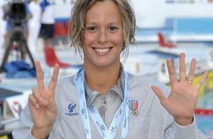 Luca Marin, l'ex de Laure Manaudou, et sa chérie Federica Pellegrini : entre médailles et amour, leur complicité fait des vagues !