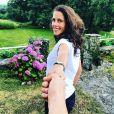 Clémence Castel et Mathieu Johann se séparent parès douze ans d'amour (juillet 2019).