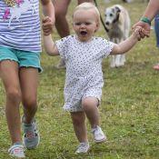 Zara Phillips : Sa fille Lena, 1 an, fait ses premiers pas... et bien plus !