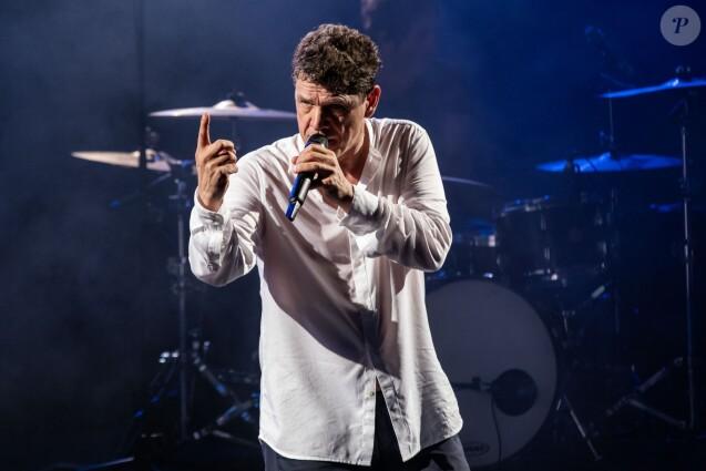 Exclusif - Marc Lavoine - Concert de M. Lavoine pour l'ouverture du Festival de Ramatuelle le 1er août 2019 © Cyril Bruneau / Festival de Ramatuelle / Bestimage