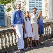 Letizia d'Espagne : Dernières photos en famille à Majorque, un décor magique