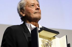 Alain Delon hospitalisé : la mise au point de son fils Anthony