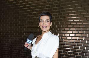 Cristina Cordula dévoile une photo d'elle jeune avec les cheveux longs