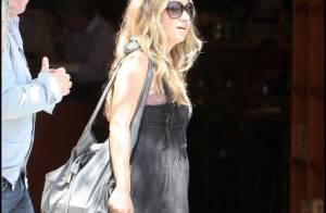 Jennifer Meyer : la femme de Tobey Maguire a oublié... de bien s'habiller !