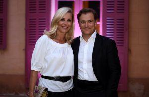 Laurence Ferrari et Renaud Capuçon : Couple complice à Saint-Tropez