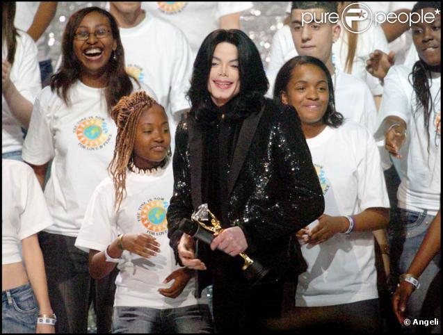Michael Jackson a confié la garde de ses enfants à sa mère... ou à Diana Ross !
