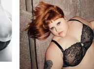 Beth Ditto, égérie Calvin Klein, pose en lingerie avec Bella Hadid