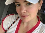 Kate Upton, maman au naturel : ses photos sans retouche et sans filtre