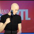 Fanny Leeb dans les studios de RTL, le 31 mai 2019.