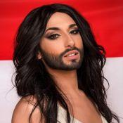 Conchita Wurst en string et bas résille : son look sexy pour la Pride