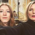 Maguerite, la fille aînée de Karin Viard sur Instagram, le 3 mars 2017.
