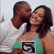 Ashley Graham enceinte : le top attend son premier enfant