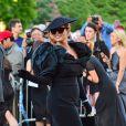 Ashley Graham - Arrivée des célébrités à la soirée CFDA Fashion Awards à New York, le 3 juin 2019.