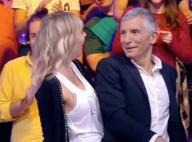 """Nagui, visite surprise de Mélanie Page en pleine émission : """"C'est très gênant"""""""