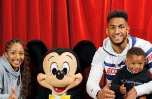 Estelle Mossely et Tony Yoka soudés : Inoubliable journée à Disneyland avec Ali