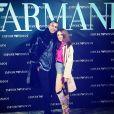 Stromae et sa compagne Coralie Barbier sur Instagram.