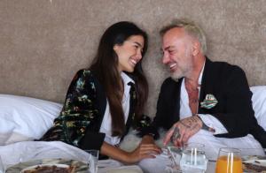 Gianluca Vacchi : Déguisé en femme, le millionnaire prend la fessée en vidéo