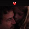 Angelica, fille de Philippe Zdar et de Aure Atika, sur Instagram.