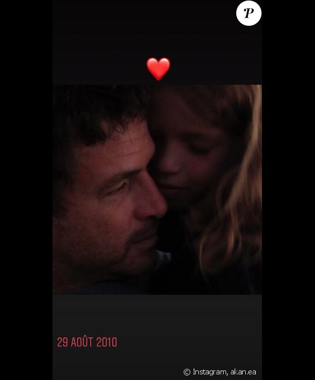père datant de sa fille