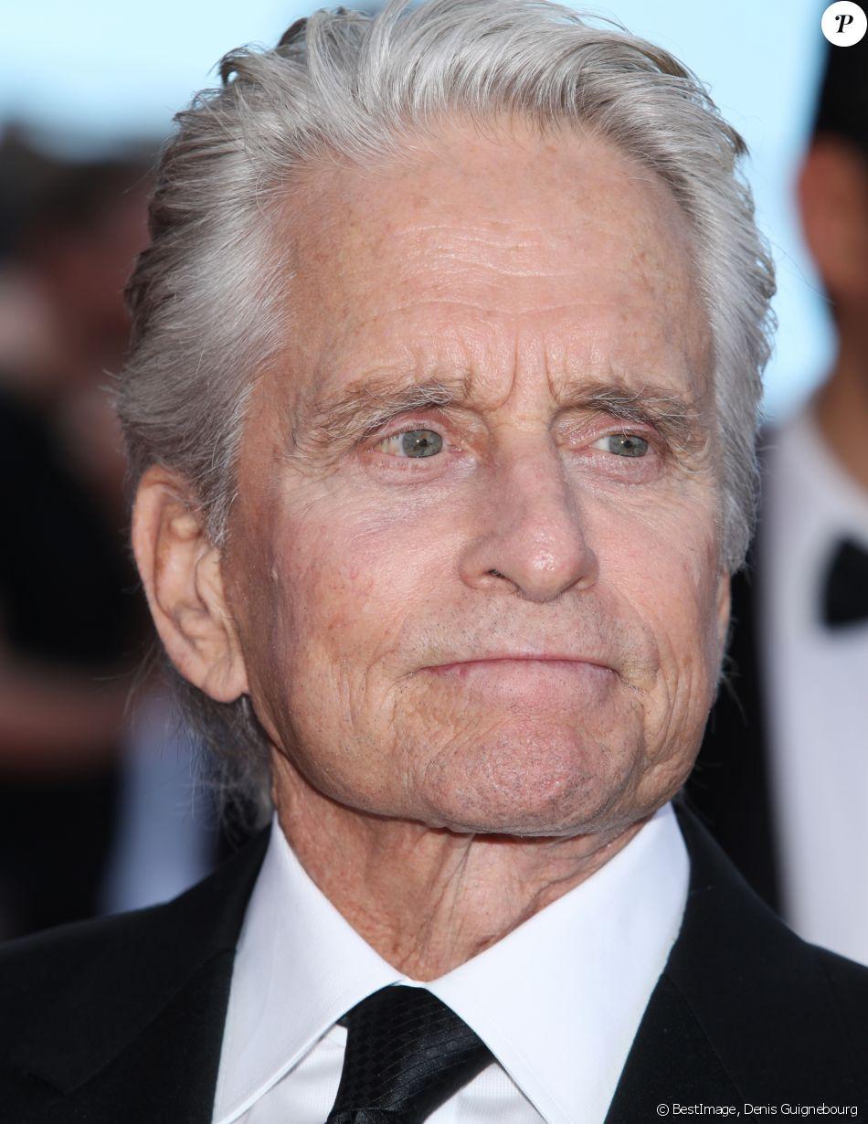 Michael Douglas - Photocall - Soirée de clôture du 59e Festival de Télévision de Monte Carlo au Grimaldi Forum à Monaco, le 18 juin 2019.
