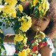 "L'adorable Kiyara, fille de Jessica de ""Secret Story 8"", le 1er mai 2019, sur Instagram"
