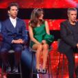 Jenifer lors du prime de The Voice, le 18 mai 2019.