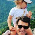 Bianca, la fille de Laura Tenoudji et Christian Estrosi, a fêté ses 2 ans le 5 août 2019.