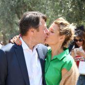 "Laura Tenoudji amoureuse : photo ""love"" avec son mari Christian Estrosi"