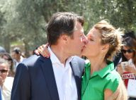 "Laura Tenoudji amoureuse : photo ""love"" avec son mari Christian Estrosi"