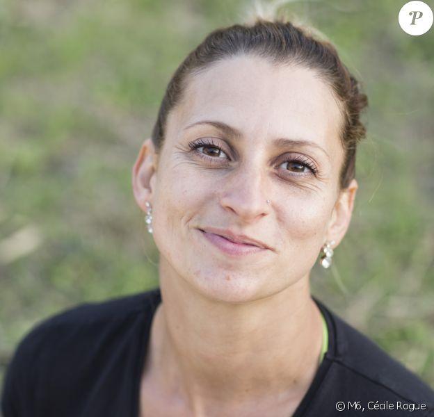 """Sandrine, 34 ans, éleveuse de chiens, Bouches-du-Rhône - Candidat de """"L'amour est dans le pré 2019""""."""