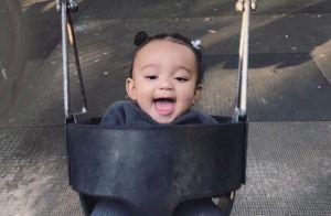 Kim Kardashian : Nouvelles sublimes photos de sa fille Chicago aux Bahamas