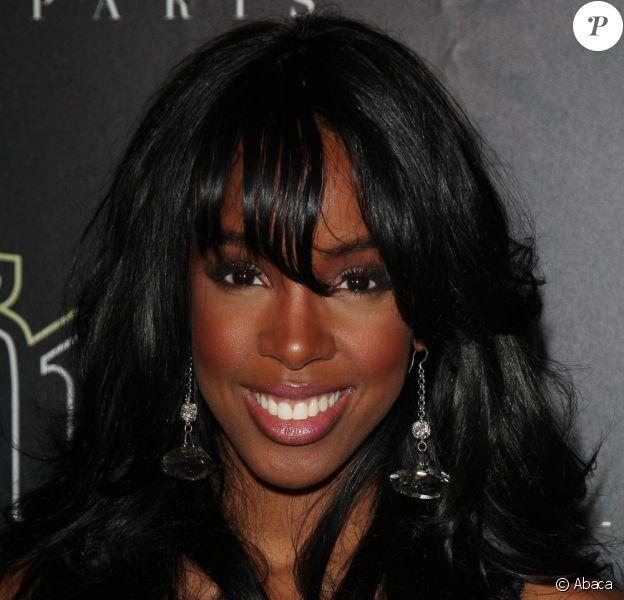 Kelly Rowland a mis le feu hier soir à l'indétrônable VIP Room