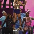 Taylor Swift lors des MTV Video Music Awards 2019 à Newark dans le New Jersey, le 26 août 2019.