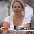 """Aurélie et Mathieu dans """"Pékin Express 2019"""", le 5 septembre 2019 sur M6."""