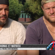"""Thomas et Mathieu dans """"Pékin Express 2019"""", le 5 septembre 2019 sur M6."""