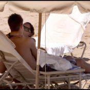 Ashley Tisdale : à la plage, c'est bronzage... mais surtout bécotage !