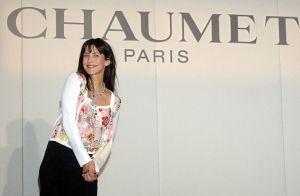 Sophie Marceau : chinoiseries pour la Maison Chaumet