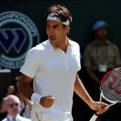 Roger Federer remporte la finale de Wimbledon et rentre au Panthéon des meilleurs joueurs de tennis au monde ! Bravo !