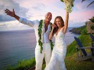 Dwayne Johnson et Lauren Hashian : Les photos du mariage dévoilées !