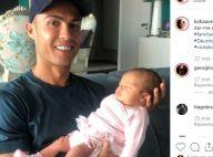 Cristiano Ronaldo : Nouveau bébé dans la famille, une petite fille