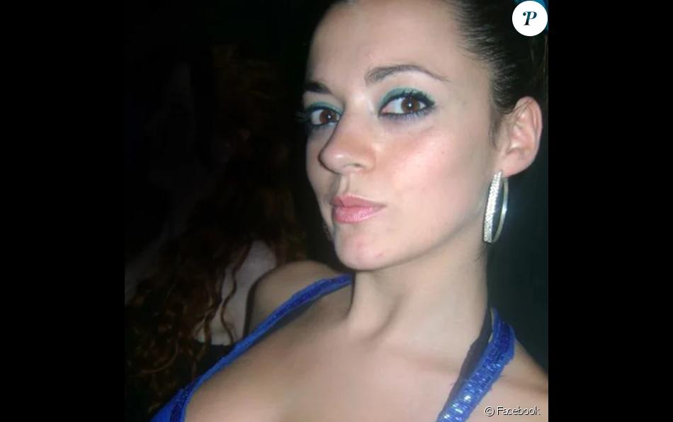 La chanteuse Joana Sainz García sur Facebook.