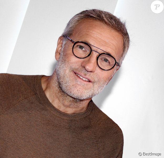 Portrait de Laurent Ruquier. Le 29 août 2018