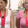 """Laëtitia et Aurélie - """"Pékin Express 2019"""" sur M6, le 12 septembre 2019."""
