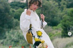 Milla Jovovich : Sa fille Ever, son sosie de 11 ans, en couverture de magazine