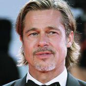 Brad Pitt aux Alcooliques anonymes : l'acteur revient sur sa rude expérience