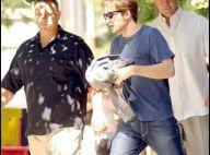Robert Pattinson, toujours méfiant face à ses fans... s'est fait une nouvelle frayeur !